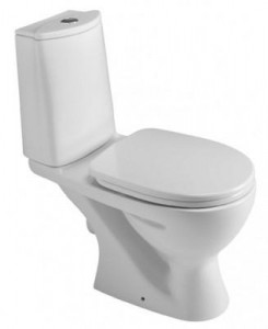 poza Vas WC complet Ideal Standard gama Oceane Scandinavian, cu capac normal